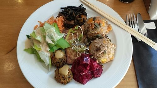 Deshima amsterdam restaurant happycow