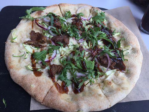 Pizzastorm Nottingham Restaurant Happycow