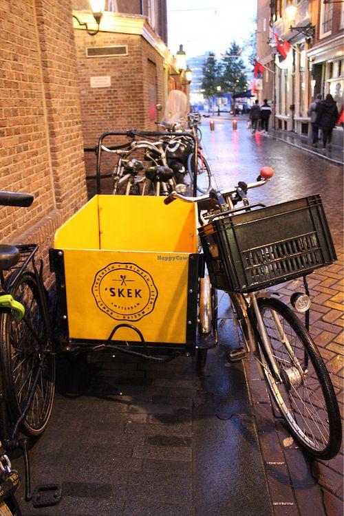 skek - amsterdam restaurant - happycow