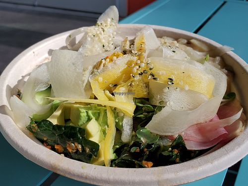 Backyard Bowls - Santa Monica California Restaurant - HappyCow