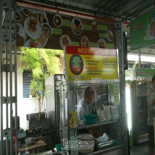 CLOSED: Alishan Vegetarian Hawkers Centre - Penang
