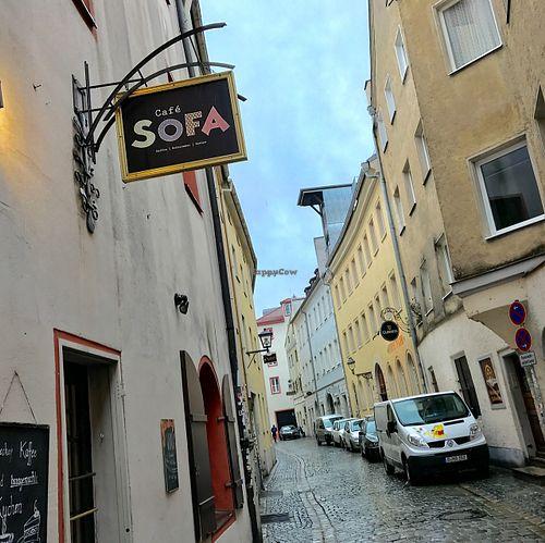 Cafe Sofa Regensburg