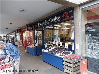 The Market Garden - Cirencester Health Store - HappyCow
